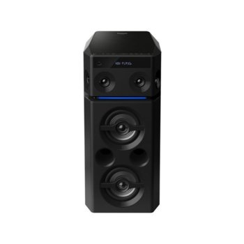 Аудио система Panasonic SC-UA30E-K, 1.0, 150W RMS, 2-посочна система с 3 високоговорителя (бас рефлекторна), дигитален усилвател (Monoral), Еквалайзер, Bluetooth 2,1 + EDR image