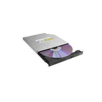 Оптично устройство LiteON DU-8AESH-15, за вграждане в лаптоп, slim, SATA, черна image