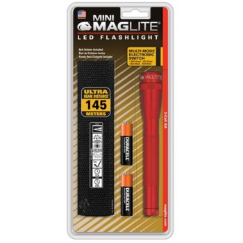 Фенер Mini MAGLITE LED 2x батерии АА product