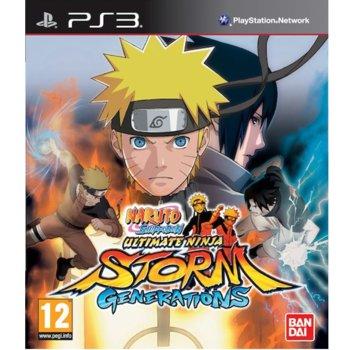 Naruto Shippuden: Ultimate Ninja Storm Generations product