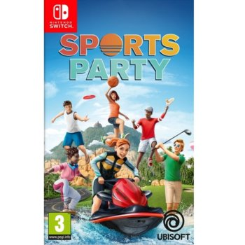 Игра за конзола Sports Party, за Nintendo Switch image