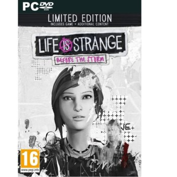 Life is Strange: Before the Storm LE product