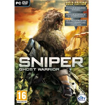 Sniper Ghost Warrior - Gold Edition product