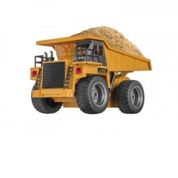 Камион с дистанционно, uGo Tipper, жълт, 14+ image