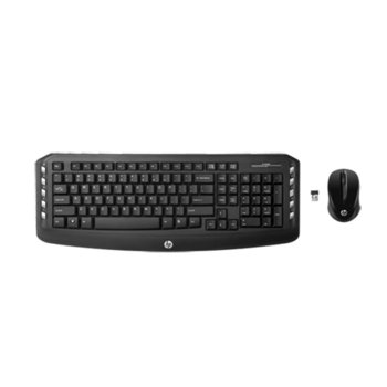 HP Wireless Classic Desktop LV290AA product