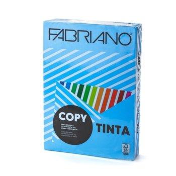 Копирен картон Fabriano, A4, 160 g/m2, син, 250 листа image