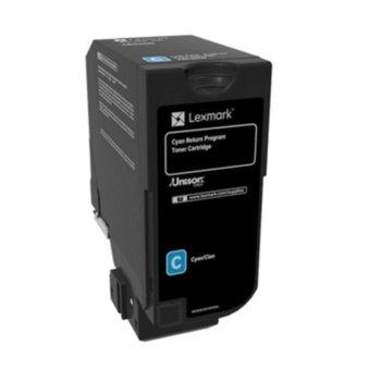 Lexmark 74C20C0 Cyan product