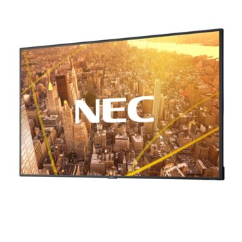 "Публичен дисплей NEC C551, 55""(139.7 cm), Full HD, VGA,HDMI, DisplayPort, RS232, LAN, черен image"