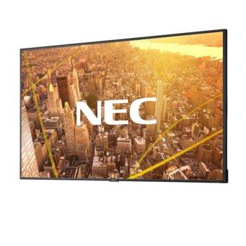 "Публичен дисплей NEC C551, 55""(139.7 cm), Full HD, VGA,HDMI, DisplayPort, RS232, LAN, черен image"