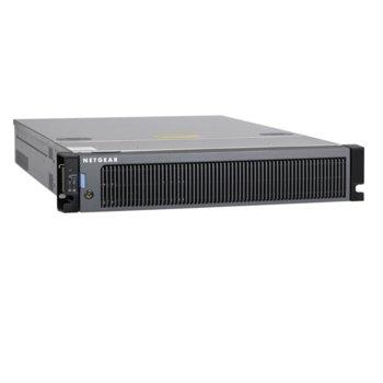 Мрежови диск (NAS) Netgear ReadyNAS 33120v2 (RR331200-20000S), четириядрен Skylake Intel Xeon Processor E3-1225 v5 3.3/3.7 GHz, 8GB UDIMM, 4x 1GbE, 2x USB, eSATA image