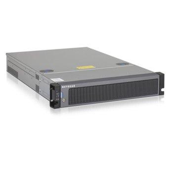 Мрежови диск (NAS) Netgear ReadyNAS 4312 v2 (RR4312S0-20000S), четириядрен Skylake Intel Xeon E3-1245 v5 3.5/3.9 GHz, 16GB UDIMM, 4x 1GbE, 2x SFP+, 2x USB 3.2 Gen 1, 2 x eSATA, 550W PSU image