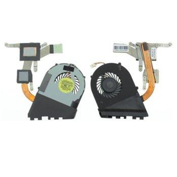 Вентилатор за лаптоп, съвместим с Acer Aspire One 721 Aspire 1551 image