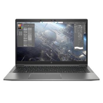 "Лаптоп HP ZBook Firefly 14 G8 (2C9R0EA)(сив), четириядрен Tiger Lake Intel Core i7-1165G7 2.8/4.7 GHz, 14"" (35.56 cm) Full HD IPS Anti-Glare Display & Quadro T500 4GB, (HDMI), 2x Thunderbolt 4, Windows 10 Pro image"