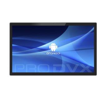 "All in One компютър ProDVX APPC-32EL, четириядрен Cortex A17 1.6 GHz, 32"" (81.28 cm) Full HD LED Capacitive Multi Touch Display & MALI T764, 2GB DDR3, 16GB Flash ROM, USB 2.0, Android 6.0 image"