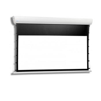 Екран Avers AKUSTRATUS 2 TENSION 21-12 MW BT, за стена/таван, Matt White, 2360 x 1630 мм, 16:9 image