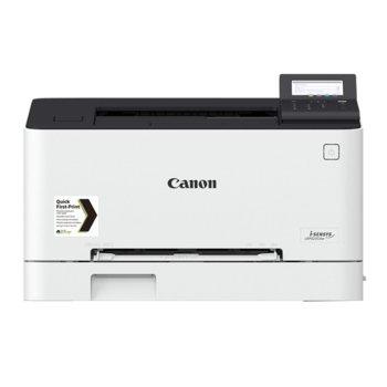 Лазерен принтер Canon i-SENSYS LBP621Cw, цветен, 1200 x 1200 dpi, 18 стр/мин, Wi-Fi, LAN, USB, A4 image