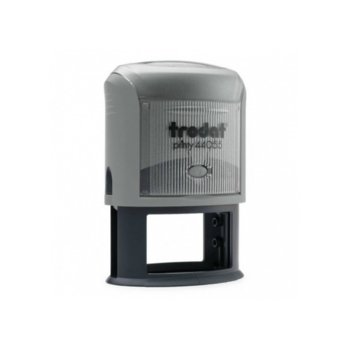 Автоматичен печат Trodat 44055 черен, 35/55 mm, овал image