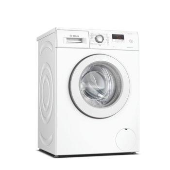 Перална машина Bosch WAJ24060BY, клас A+++, 7 кг. капацитет, 1200 оборота, свободностояща, 59.8 cm. ширина, бяла image