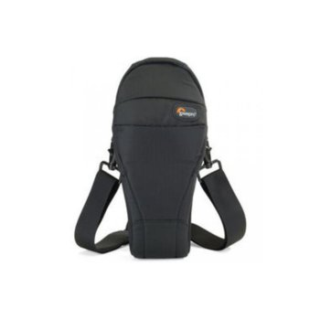 Чанта за светкавица, Lowepro S&F Quick flex pouch 55 AW, черна image