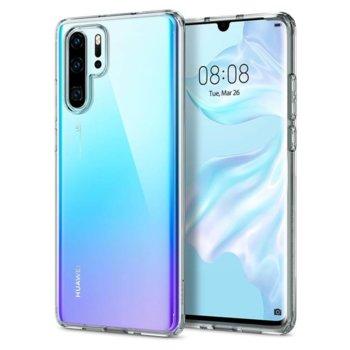 Калъф за Huawei P30 Pro, хибриден, Spigen Ultra Hybrid L37CS25728, удароустойчив, прозрачен image