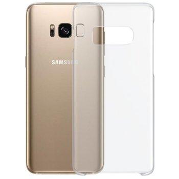 Калъф за Samsung Galaxy S8, силиконов гръб, силикон, тънък, прозрачен  image