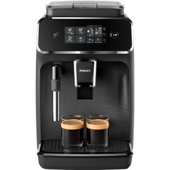 Кафемашина Philips EP2220/10, 230W, 15 bar, кафемелачка, черна image