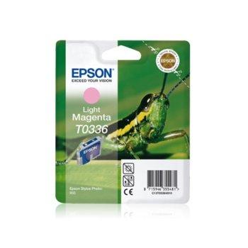 ГЛАВА ЗА EPSON STYLUS PHOTO 950 - Light magenta - P№ T033640 image