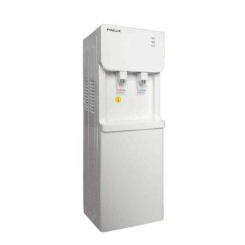 Диспенсър за вода Finlux FWD-2057WS, компресорен, 5л. капацитет, 500W, бял image