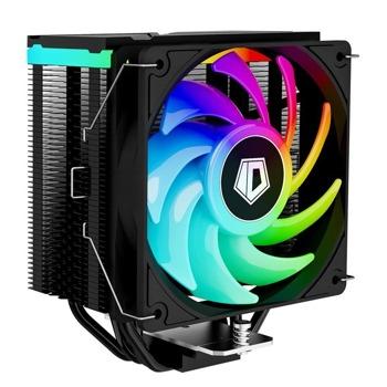 Охлаждане за процесор ID-Cooling SE-234-ARGB, съвместимост със сокети Intel LGA 1200/115X/2066/2011 & AMD AM4 image