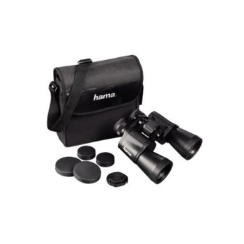 Бинокъл HAMA Optec 10x50, удароустойчива чантичка  image
