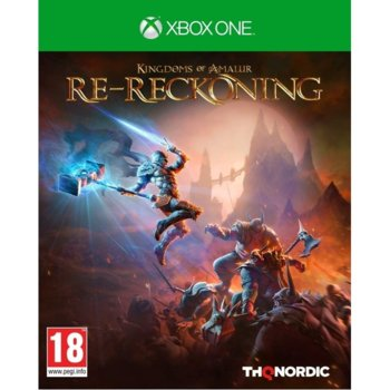Kingdoms of Amalur: Re-Reckoning Xbox One product