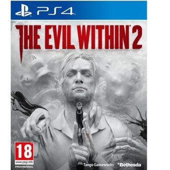 Игра за конзола The Evil Within 2, за PS4 image