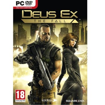 Deus Ex: The Fall product