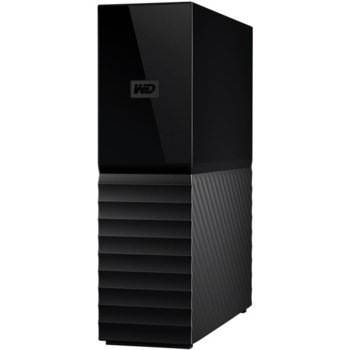 "Твърд диск 6TB Western Digital My Book (черен), 3.5"" (8.89 cm), външен, USB 3.0 image"