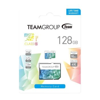 Team Group 128GB microSDXC UHS-I Class 10 product