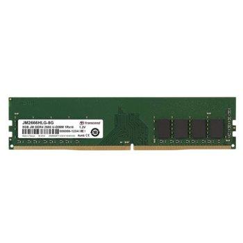 Памет 8GB DDR4 2666Mhz, Transcend JM2666HLG-8G, 1.2V image