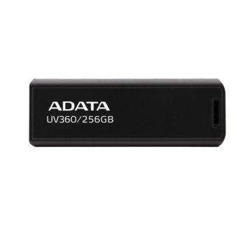 Памет 256GB USB Flash Drive, A-Data UV360, USB 3.0, черна image