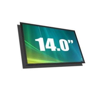"Матрица за лаптоп LG LP140WF3-SPC1, 14.0"" (35.56 cm), Full HD, 1920x1080 pix, гланц image"