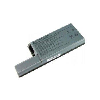 Батерия (заместител) за лаптоп Dell Latitude D820 D830 D530 D531 Precision M4300, 6 cells, 11.1V, 7200mAh image