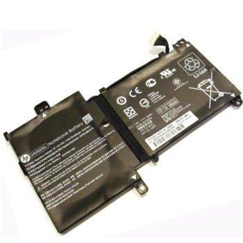 Батерия (оригинална) за лаптоп HP ENVY, съвместима с модели X360 11 HV02XL, 7.4V 4320 mAh image