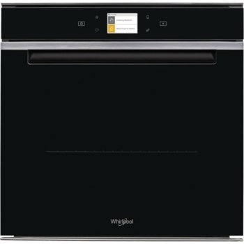 Фурна за вграждане Whirlpool W9I OM2 4S1 H, 73л. обем, 8 програми, сензорно управление, aвтоматични програми, затваряне на вратата SOFT CLOSING, покритие против отпечатъци от пръсти, енергиен клас А+, черна image