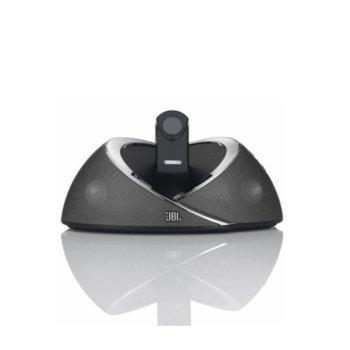 Тонколона JBL On Beat, 2.0, 15W RMS, Apple dock/3.5mm jack/USB, черна, дистанционно image