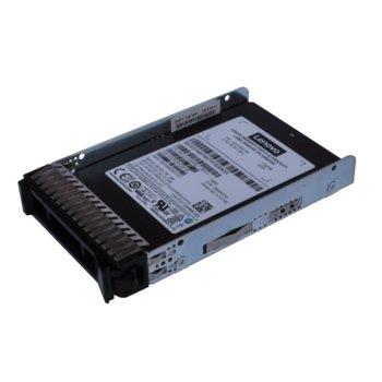 "Памет SSD 240GB Lenovo ThinkSystem PM883, SATA 6Gb/s, 2.5"" (6.35 cm), скорост на четене 550MB/s, скорост на запис 320MB/s image"