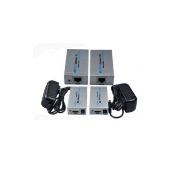 Сплитер DeTech HDMI - RJ45 Cat 5/6 image