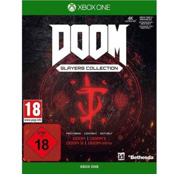 Игра за конзола DOOM - Slayers Edition, за Xbox One image
