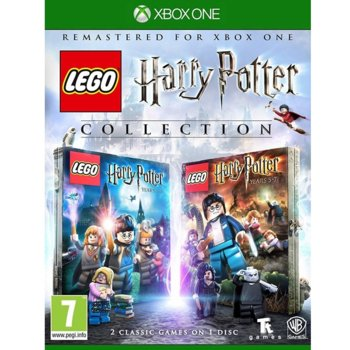 Игра за конзола LEGO Harry Potter Collection, за Xbox One image