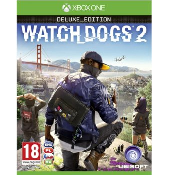 Watch Dogs 2 Deluxe Edition product