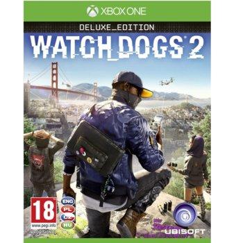 Игра за конзола Watch Dogs 2 Deluxe Edition, за Xbox One image