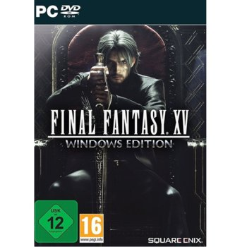 Final Fantasy XV - Windows Edition (PC) product