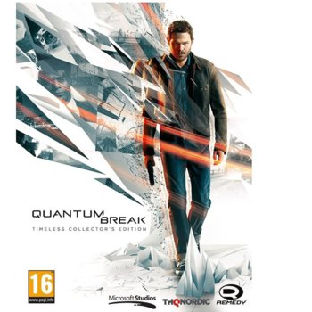 Quantum Break Timeless Collectors Edition product